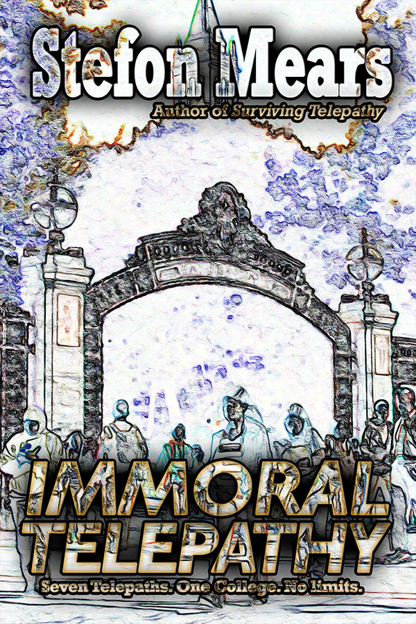 Immoral Telepathy by Stefon Mears