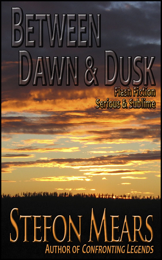 Between Dawn and Dusk - Cover - Stefon Mears