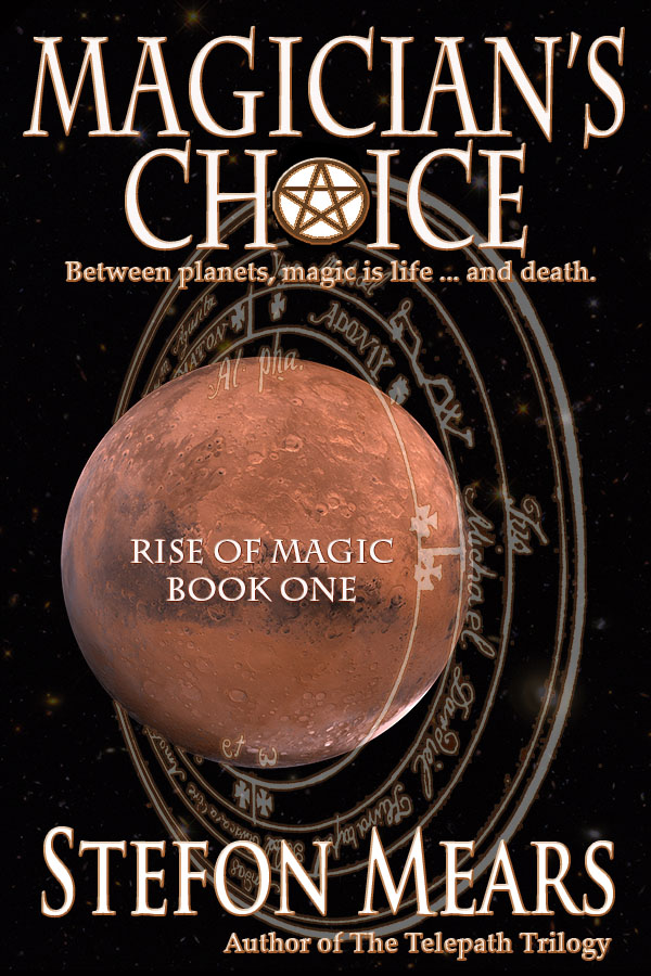 Magician's Choice Cover