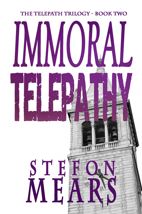 Immoral Telepathy by Stefon Mears - Web Cover