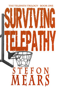 Surviving Telepathy - Stefon Mears - web cover