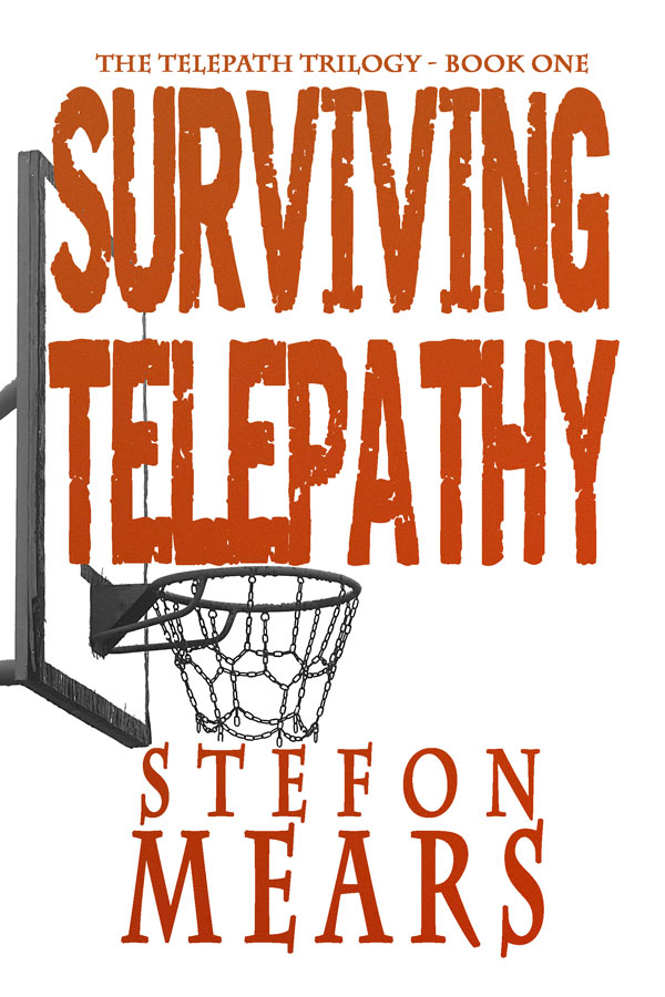 Surviving Telepathy - cover for web