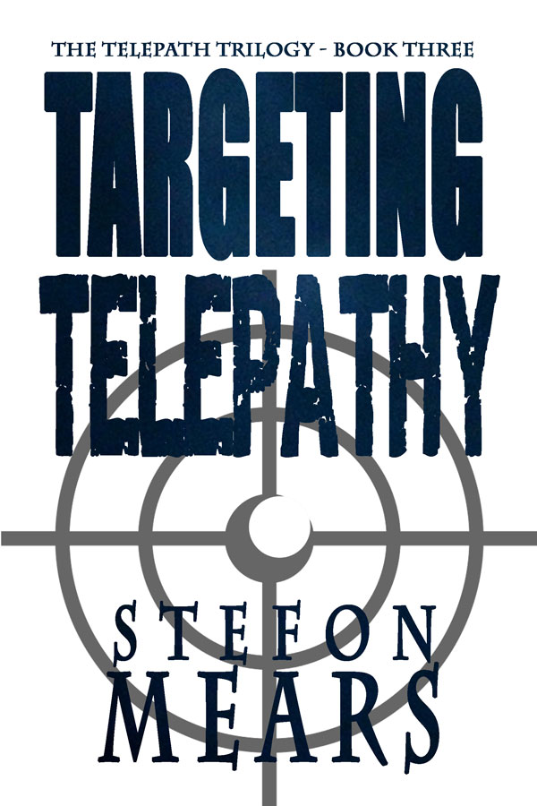 Targeting Telepathy - Cover - Stefon Mears