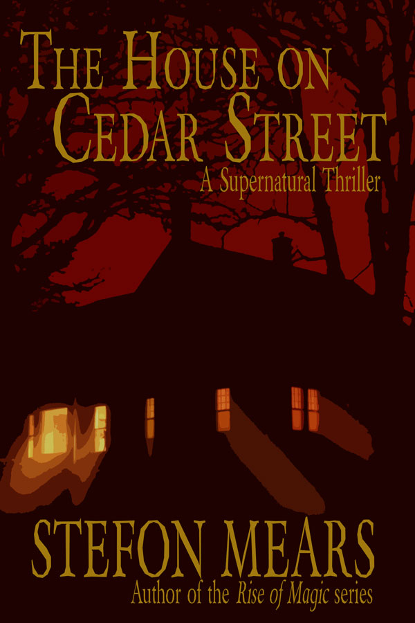The House on Cedar Street by Stefon Mears - web cover