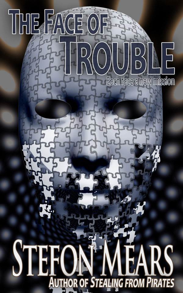 The Face of Trouble by Stefon Mears - web cover