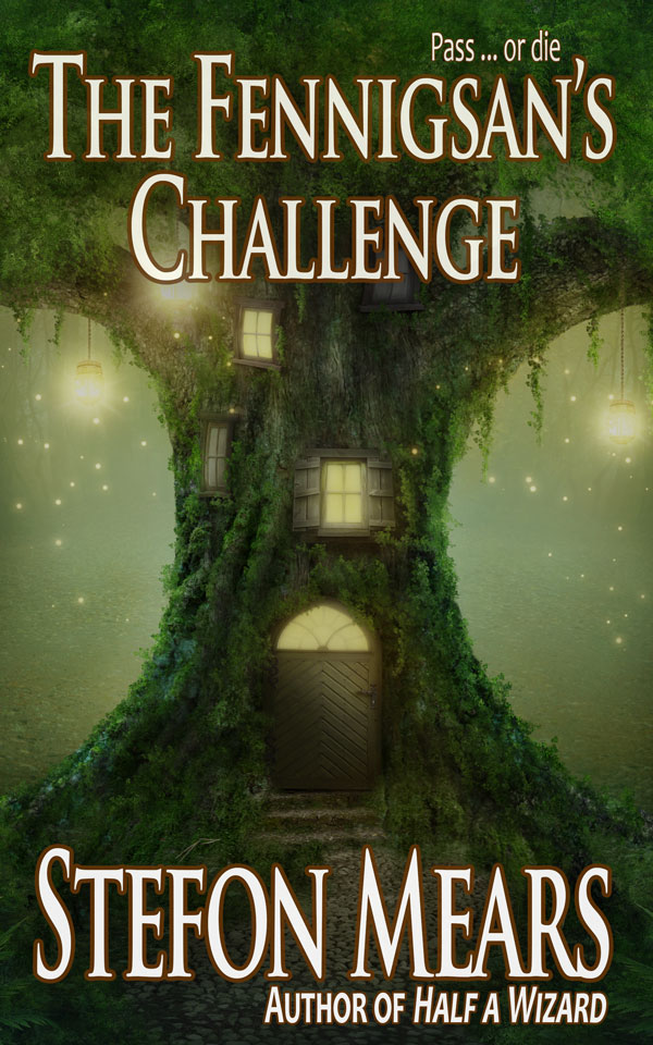 The Fennigsan's Challenge by Stefon Mears - web cover