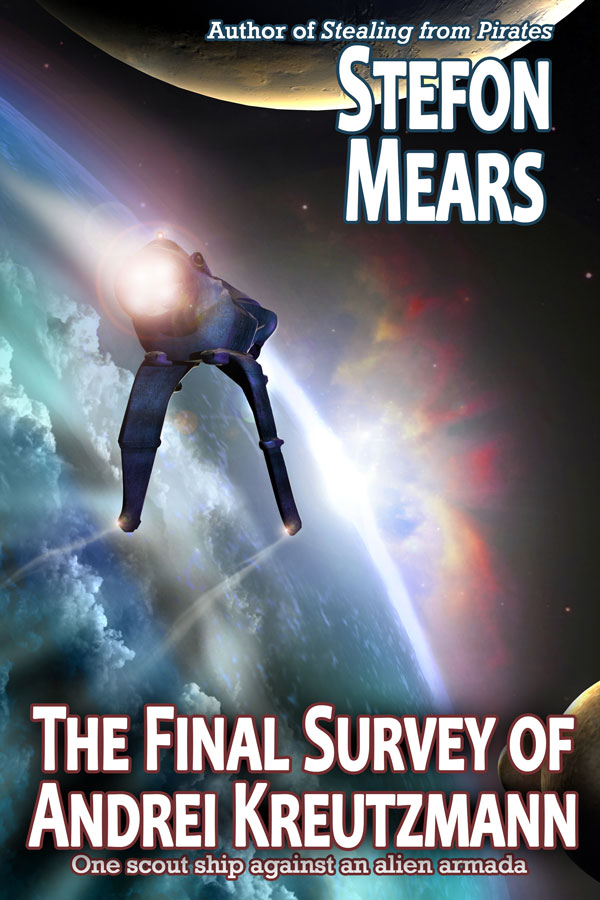 The Final Survey of Andrei Kreutzmann by Stefon Mears - web cover