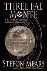 Book Cover: Three Fae Monte