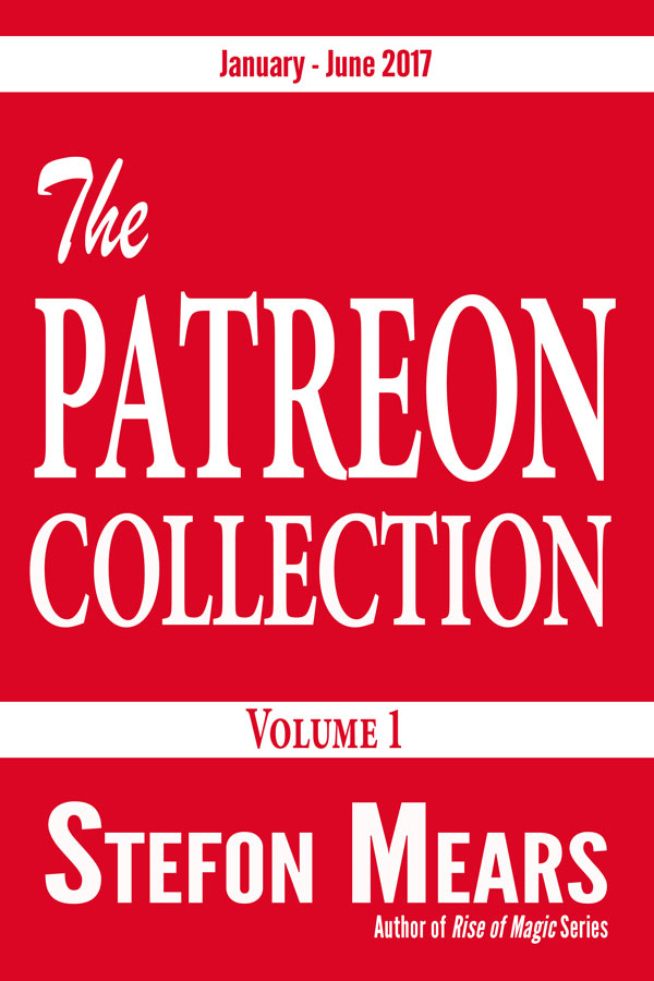 Patreon-Collection-Volume 1 - Stefon Mears - web-cover